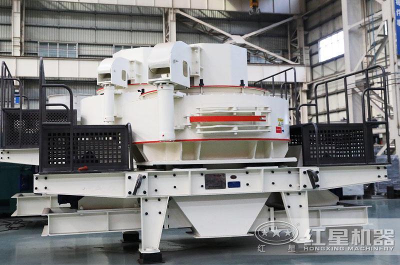 VSI制砂机产量60-650t/h
