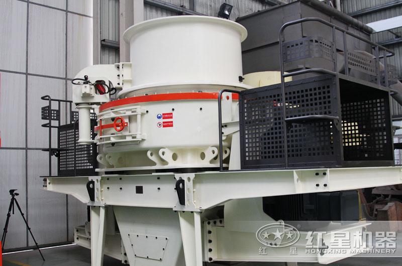 专业HVI制砂机,出料粒度可达0-5mm