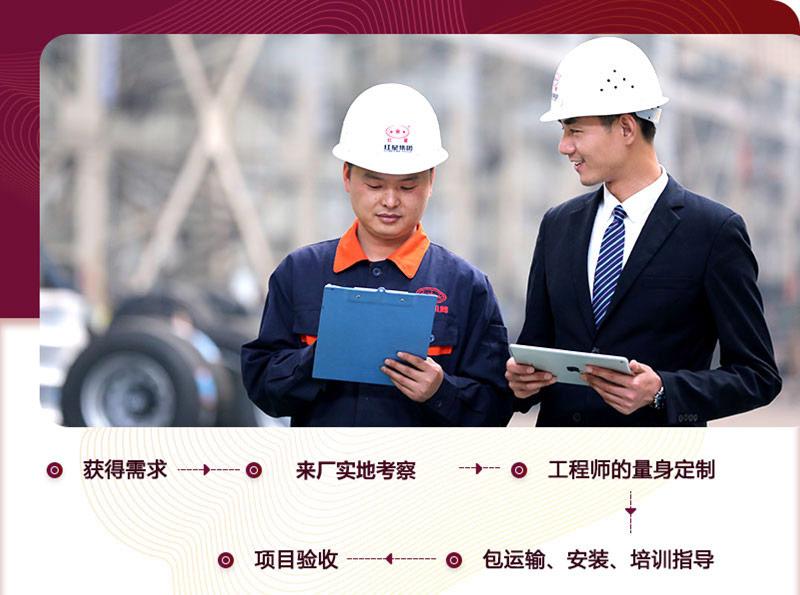 红星厂家为用户量身设计人工砂生产线方案