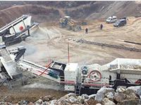 想建一条时产200吨履带移动石子破碎生产线购置前期设备大约多少钱?