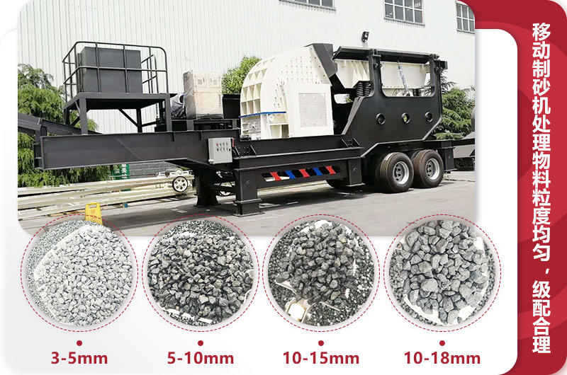 新型制砂设备新科技制砂更优质