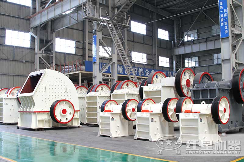 碎石机械设备种类多样、型号齐全