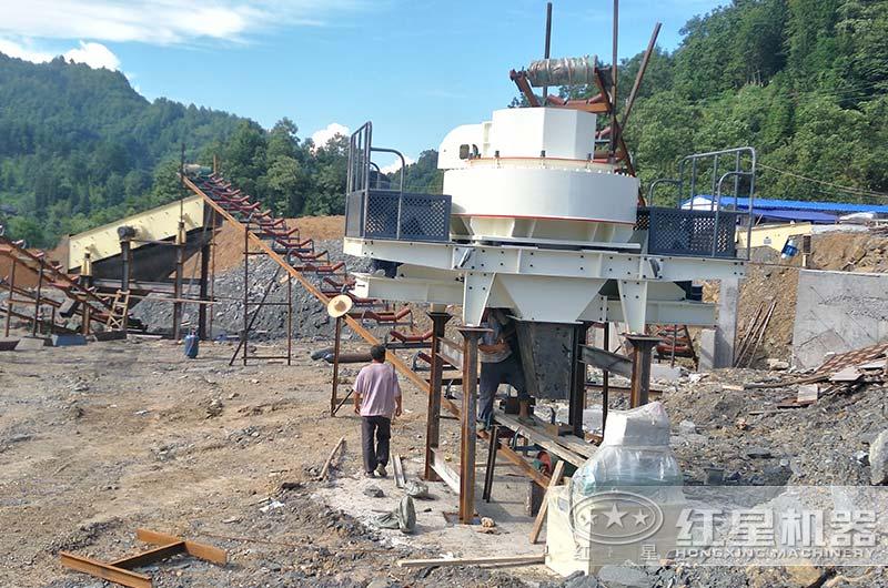 石头碎沙子厂
