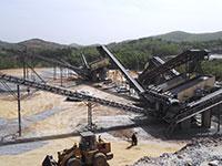 人工砂石生产线设备价格多少?砂石厂一年净赚多少钱?
