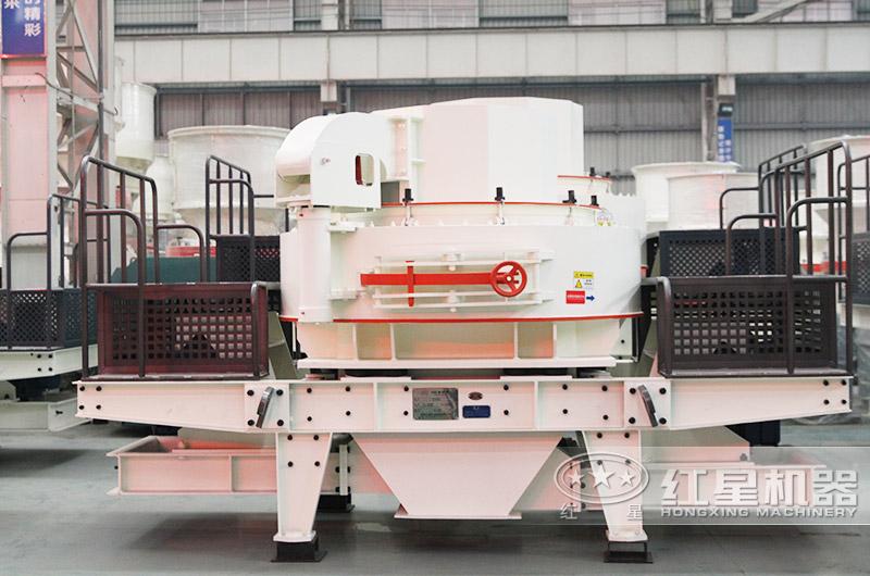 VSI制砂机:级配合理含粉量可控