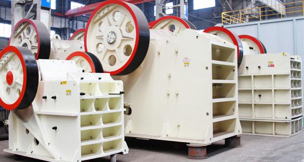 时产1000吨大型鄂破碎石机多少钱?作业视频有没有