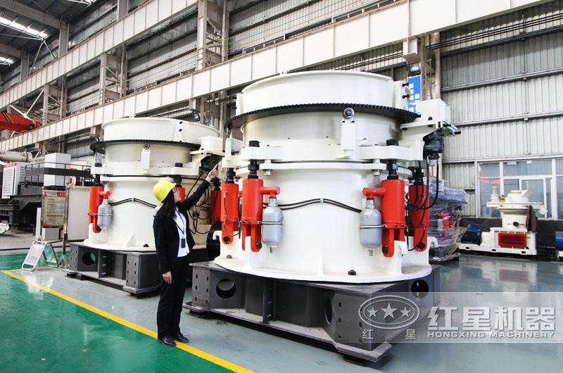 圆锥式破碎机:专业机制砂生产设备