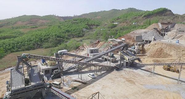 时产一千吨大型石料制砂生产线多种配置方案,市场报价多少?