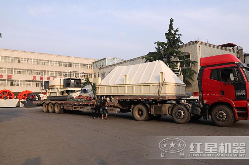时产50吨制砂机发货,厂家直销