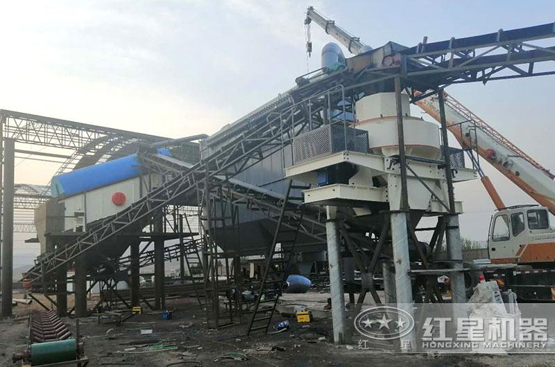 年产10万吨机制砂生产线项目