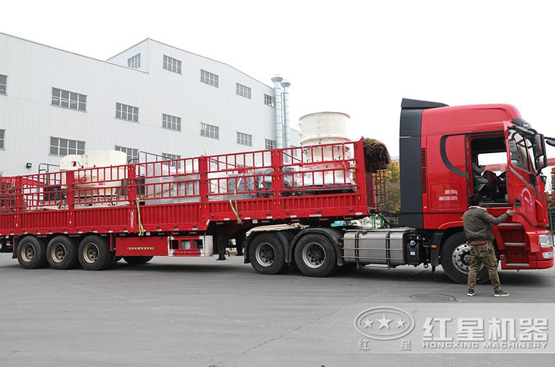 人工机制砂机器发货及时,负责安装