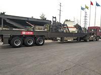 一套时产200吨移动制砂机多少钱?