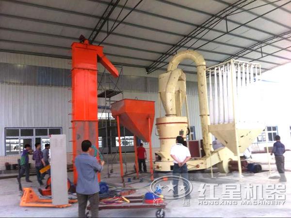 石灰磨粉生产线