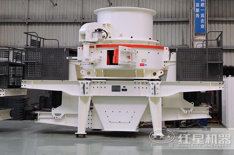 HVI制砂机设备图片