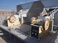 一小时一千吨大型碎石破碎机价格多少?