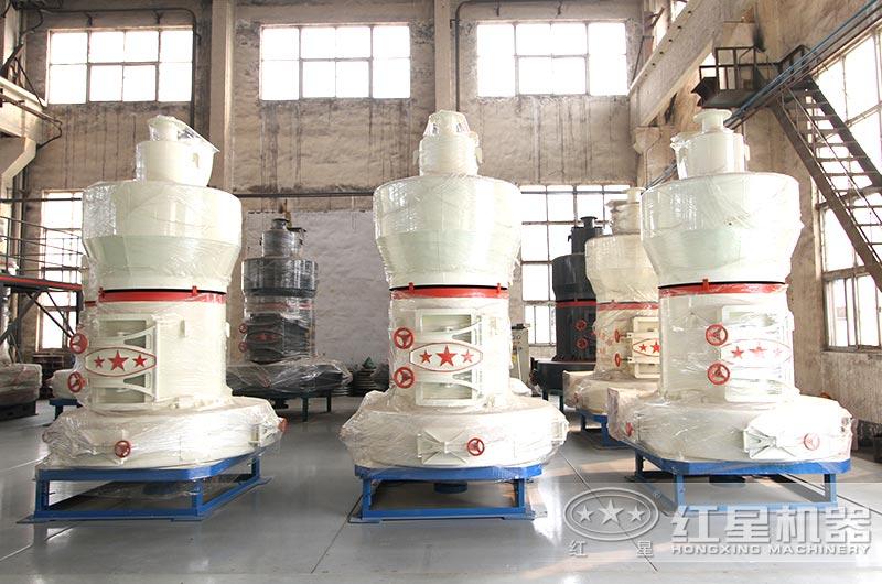 雷蒙磨粉机设备图片