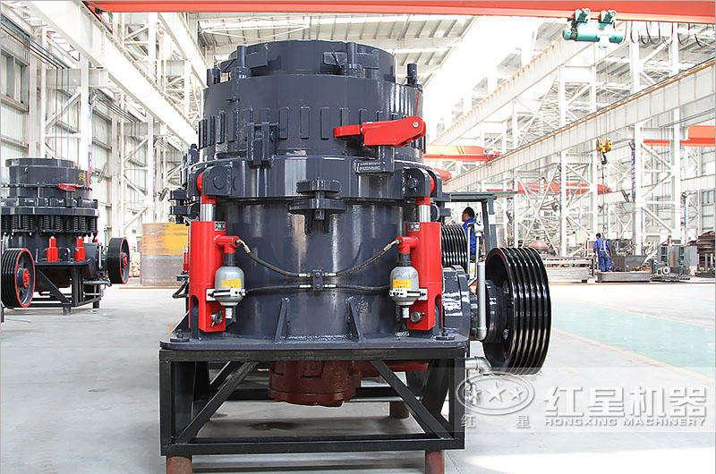 圆锥破碎机,产量72-1100t/h