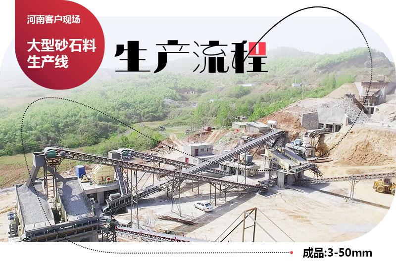 大型砂石料生产线