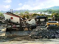 大型移动碎石机多少钱一台?含生产视频