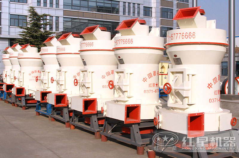 小型雷蒙磨粉机设备图片
