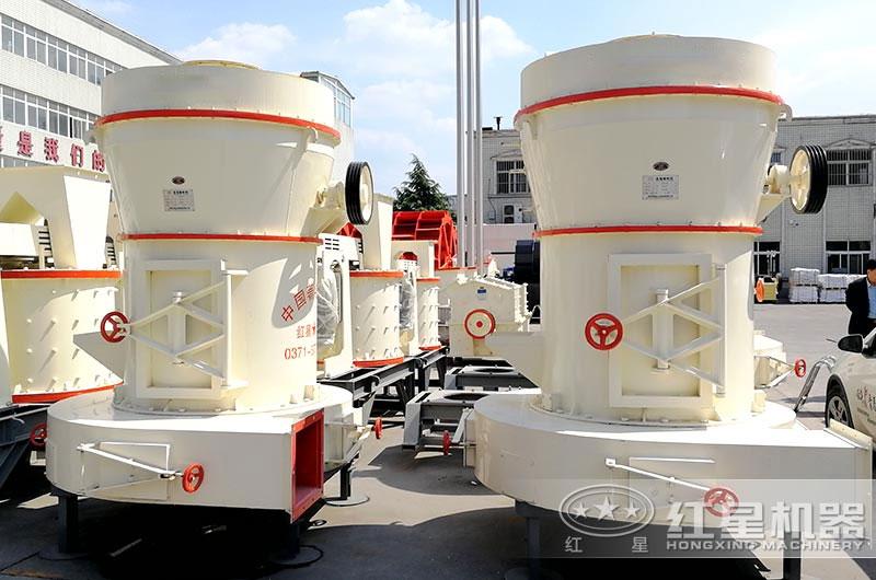 滑石磨粉机设备图片