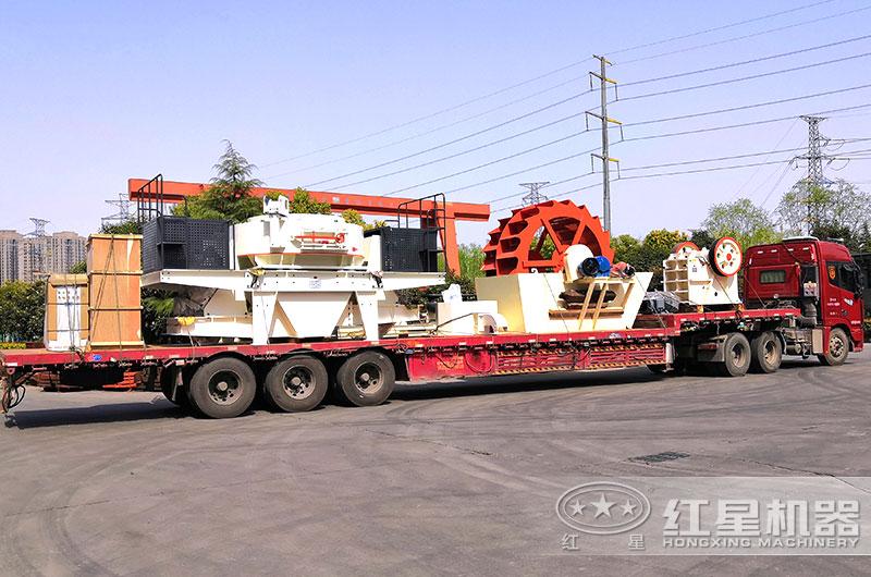 小型机制砂设备厂家直接发货
