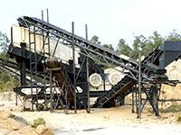 时产350吨移动式建筑垃圾破碎站多少钱一台?