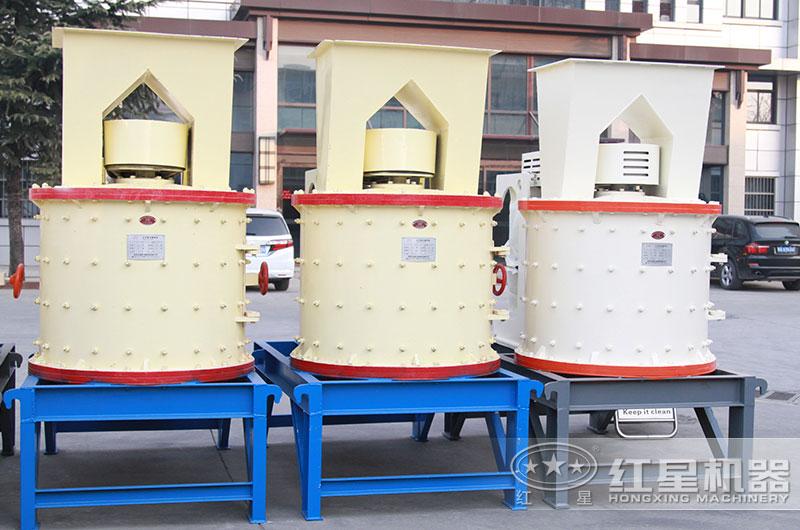 复合式制砂机设备图片