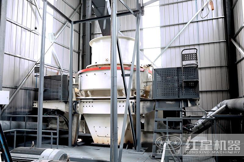 生产沙子机械