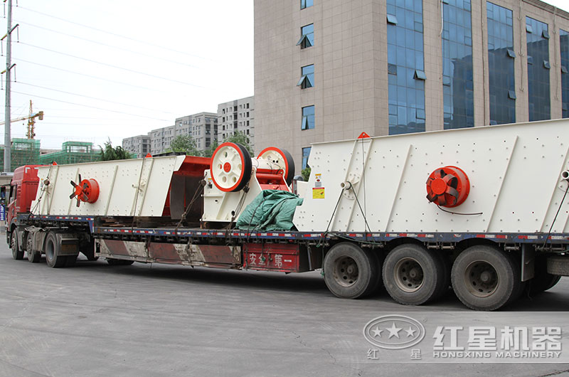 46鄂破设备发往浙江