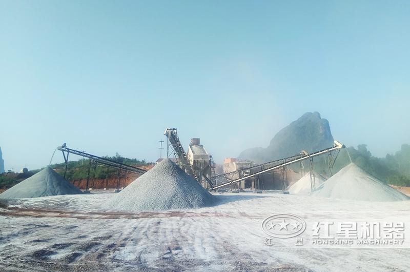 石粉加工厂