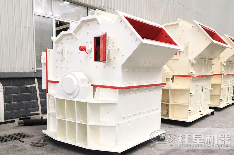 液压开箱式制砂机图片