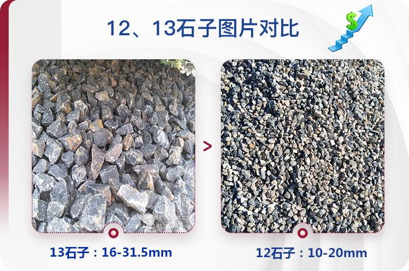 12与13石子对比图