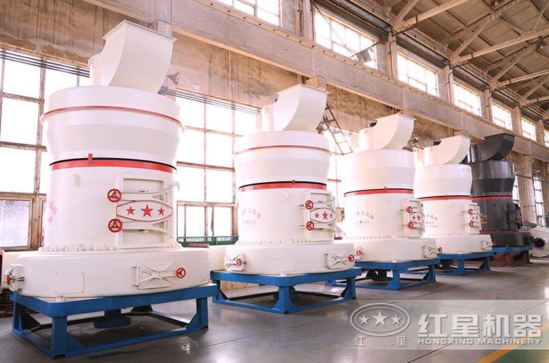 大型欧版磨粉机图片