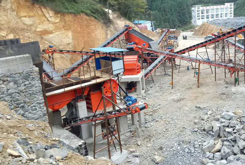 拟百万元投入山西晋城新型煤矸石生产线