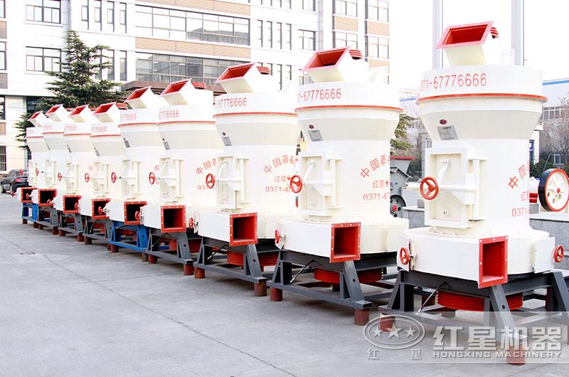 新型雷蒙磨粉机图片