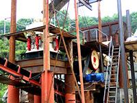 大型铁矿石破碎机价格及成套设备(附规格型号)