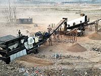 建筑固体废弃物回收处理及综合利用