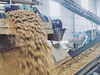 卵石机制砂可以当河沙吗?加工卵石应选用哪些设备?