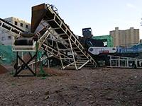 时产100吨建筑垃圾处理全套设备多少钱?