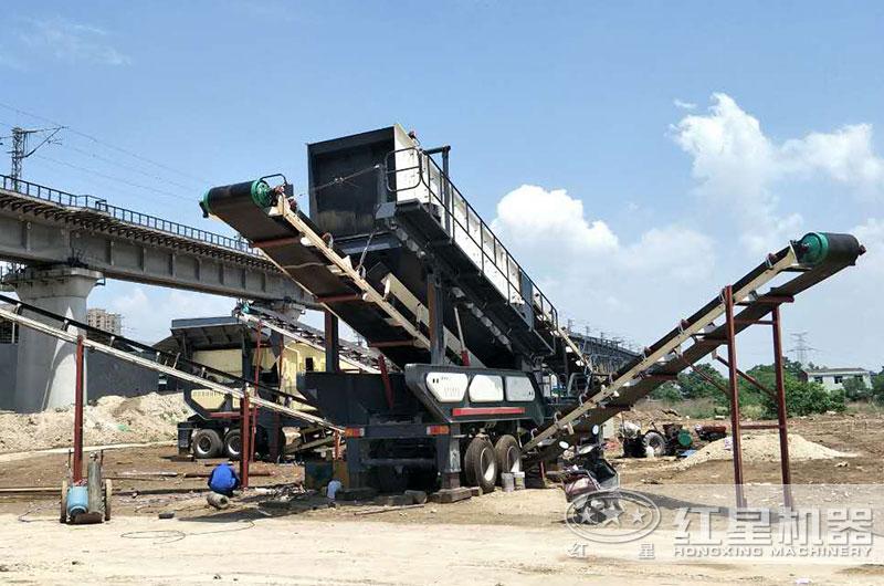 郑州高速公路混凝土破碎现场图片