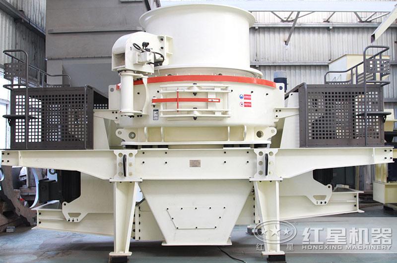 VSIA7系列冲击式制砂整形机图片