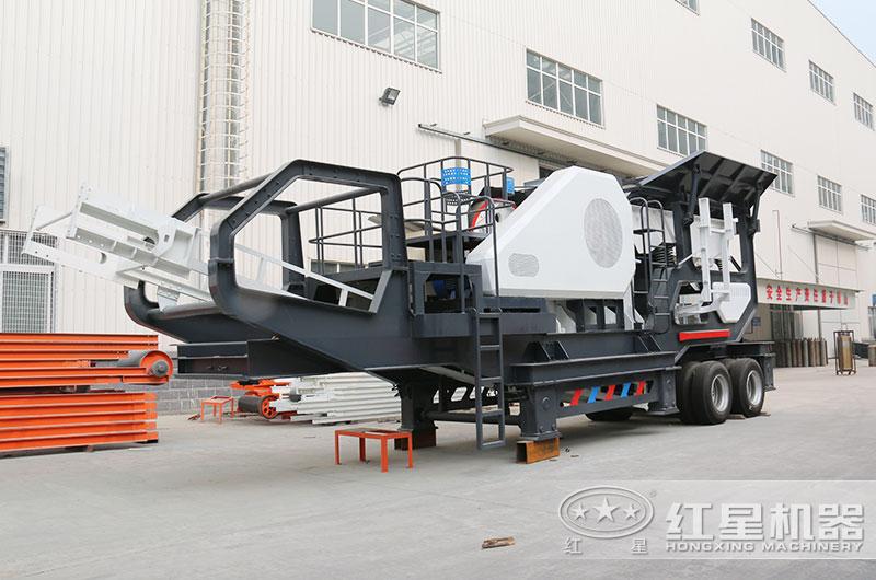移动式矿山机械设备