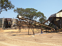 石料厂碎石生产线设计方案_石料厂一年盈利多少?