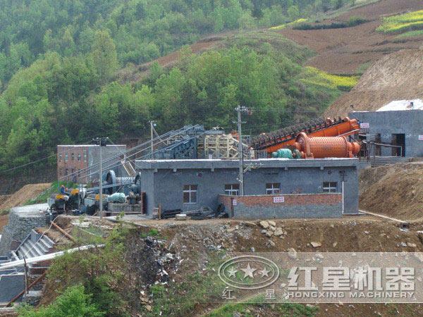 选煤生产线