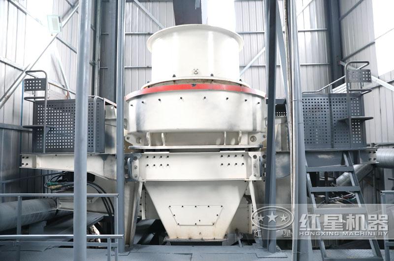 楼式制砂系统可生产高品质机制砂
