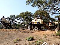 大型碎石生产线设备厂家_在线提供方案及现场视频