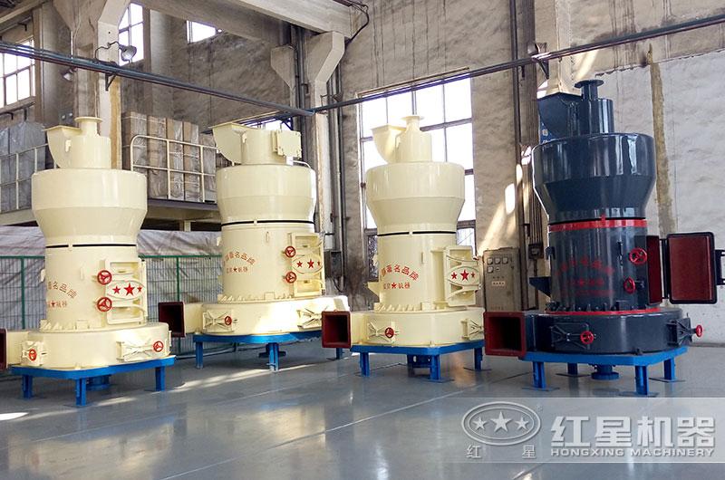 石灰石磨粉机设备图片