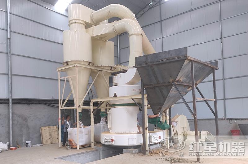 钾长石磨粉生产线