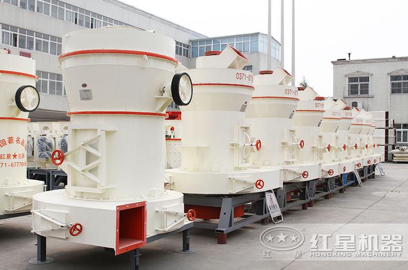 钾长石雷蒙磨粉机图片